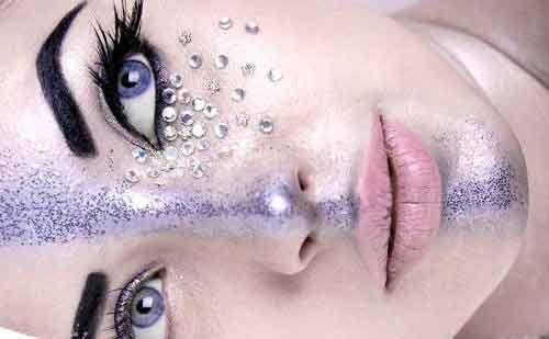 30 Imagenes de maquillaje de fantasia que haran volar tu imaginacion   Blog de maquillaje Guapa al instante