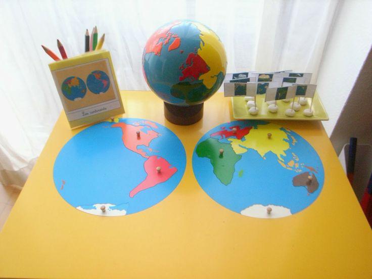 fabriquer et utiliser le matériel de géographie, avec liens.
