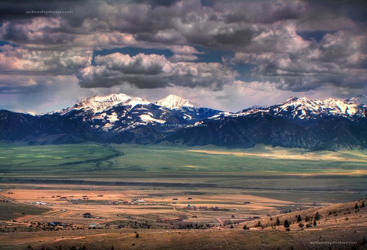HDR Montana