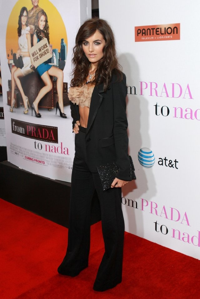 Camilla Belle at event of From Prada to Nada