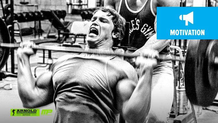 Arnold Schwarzenegger'in Motivasyon Eğitim Programı