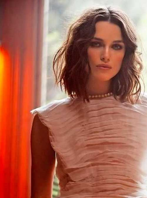 20 Keira Knightley Bob Haircuts | Bob Hairstyles 2015 - Short Hairstyles for Women