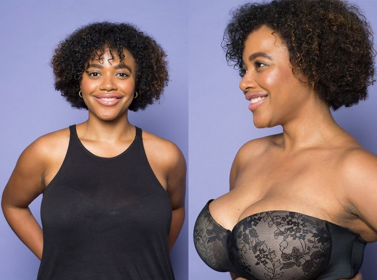 4 Strapless Bras for Large Breasts That Won't Slip