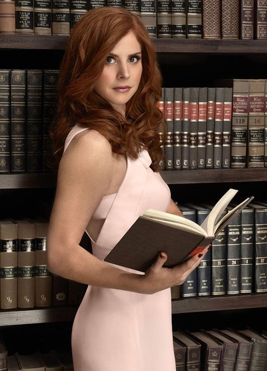 Donna - Sarah-Rafferty - She is so Awesome!
