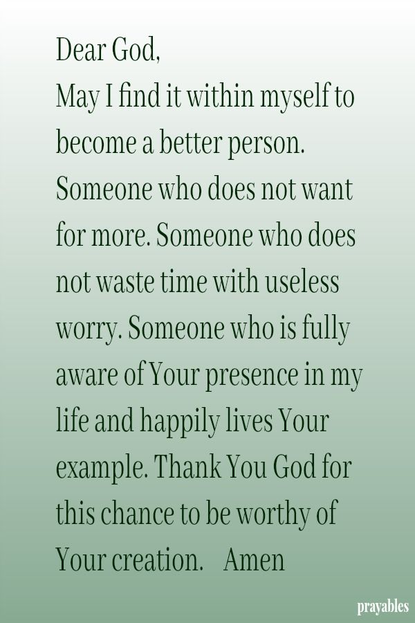 AMEN! Click pix for your FREE PRAYABLES PRINTABLE of Bible verse, Blessings, Aff...