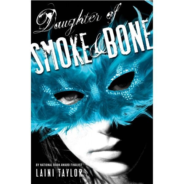 Daughter of Smoke and Bone by Laini Taylor. Good read for sure. Def young adult/teen novel.