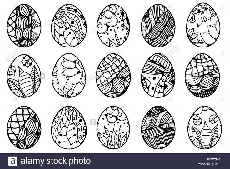 ausmalbilder ostereier – Google Suche   How to draw hands ...