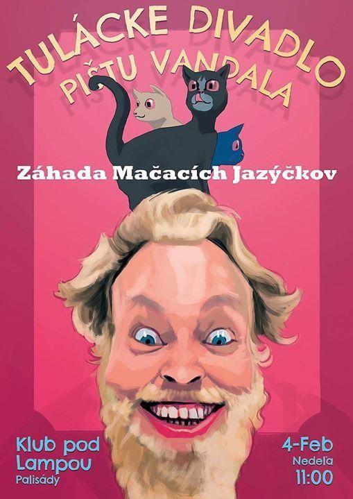 Celosvetová premiéra Vandalovho Tuláckeho divadla!