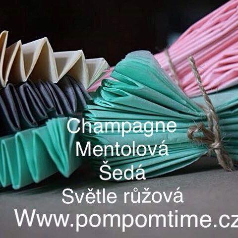 Pompomky před otevřením #pompomtime #pom #zamek #beauty #wedding #svatba #svatebnidekorace #dekorace #narozeniny #oslava #velikonoce #slavnost #film #produkce #hedvabnypapir #kvetiny #kyticky #expatsprague #prague #czech #volno #party #patek #mentolova #ruzova #seda #champagne #sampanske
