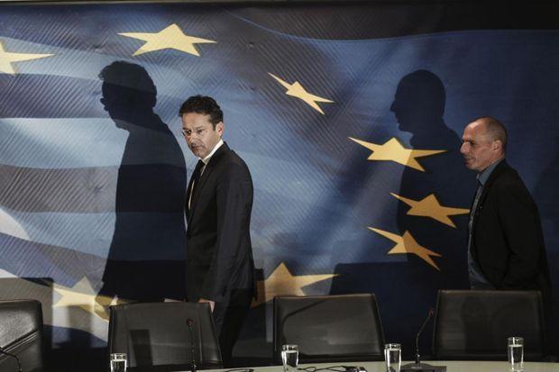 Je suis Dijsselbloem ou Varoufakis? της Φιλίππας Χατζησταύρου