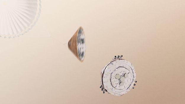 ExoMars – Identificata (forse) la causa dello schianto di Schiaparelli. Nuove analisi dei dati trasmessi dalla sonda europea Schiaparelli durante la sua drammatica discesa verso la superficie marziana hanno consentito agli ingegneri di far luce sulle possibili cause che hanno portato allo schianto.