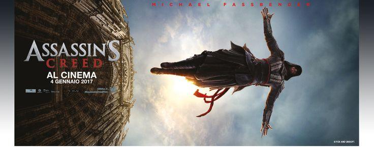 Partecipa al concorso http://www.vinciconassassinscreed.it, rispondi alla domanda sul film #AssassinsCreedFilm, vinci premi esclusivi! Dal 4/01 al cinema!