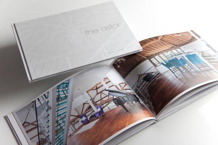 Property Marketing Brochure Design - Charles Roberts Studios : Charles Roberts Studios