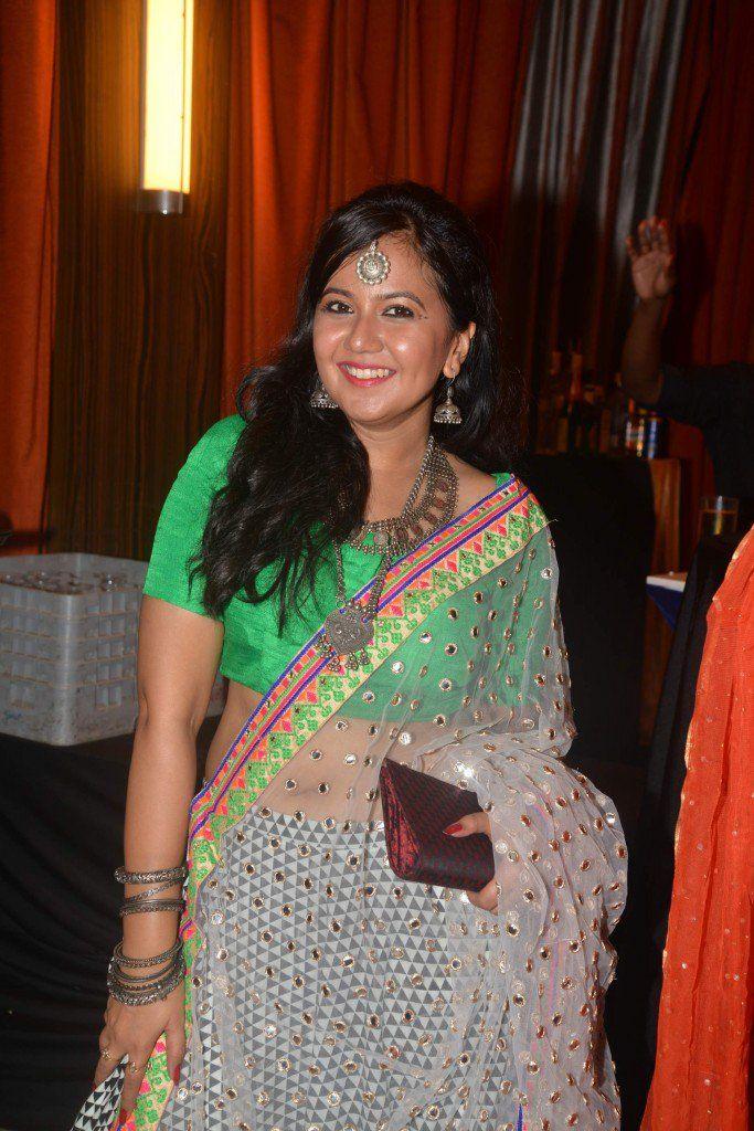 Here Are Some Cute Inside Photos Of Karan Patel & Ankita Bhargava's Cocktail And Sangeet! - MissMalini