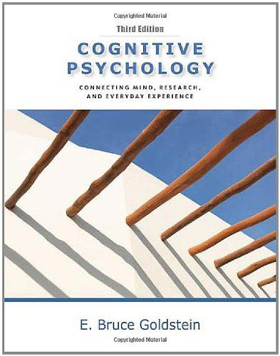 203 best textbooks images on pinterest textbook colleges and cognitive psychology connecting mind research and everyday experience with coglab manual and fandeluxe Choice Image