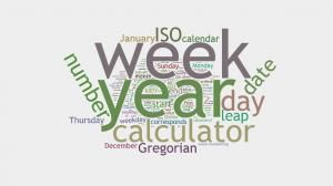 Week Calculator http://www.howmuchdoi.com/time/Week-Calculator-384.html
