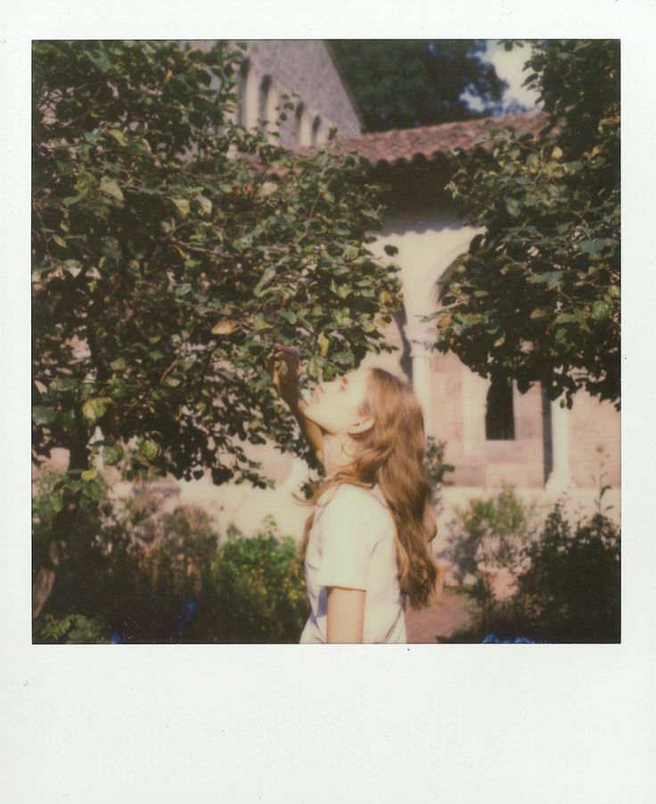 Talent manager, James Tinnelly's Polaroid portraits of the models he represents.