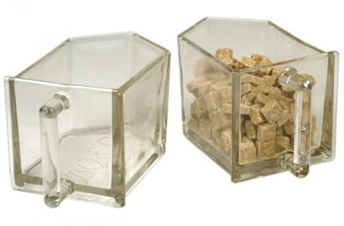 IB LaursenSockerlåda - Glas - 1st  http://www.frokenfraken.se/sockerlada-glas-iblaursen
