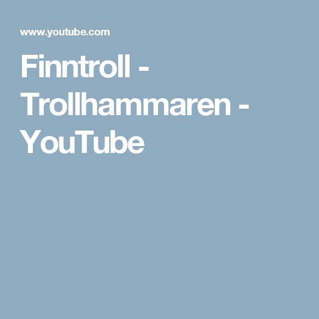 Finntroll - Trollhammaren (Trollhammer) - YouTube A video of a Finnish Folk Metal band