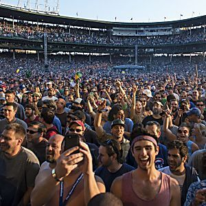 Wrigley Field summer concerts