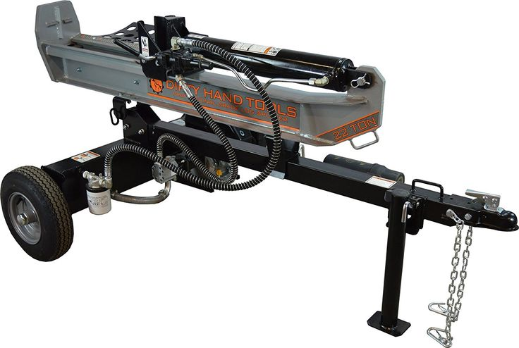 awesome 10 Powerful Log Splitters Review -  Top-rated Models of 2017 Check more at https://cozzy.org/best-log-splitter/