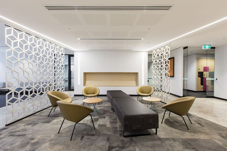 Mkdc dept of education services reception office for Interior design agency perth