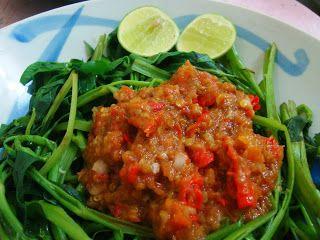 resep cara membuat plecing kangkung http://resepjuna.blogspot.com/2016/05/resep-plecing-kangkung-bali-ntb-waaow.html masakan indonesia