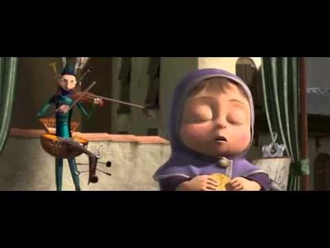 El Hombre Orquesta Cortometraje   La factoría de animación Pixar es la autora de este cortometraje (también de animación) cuya trama recoge la importancia de trabajar en grupo. Asimismo, refleja que las rivalidades no siempre son buenas, en especial cuando son llevadas al extremo y esto implica dañar al resto de compañeros.