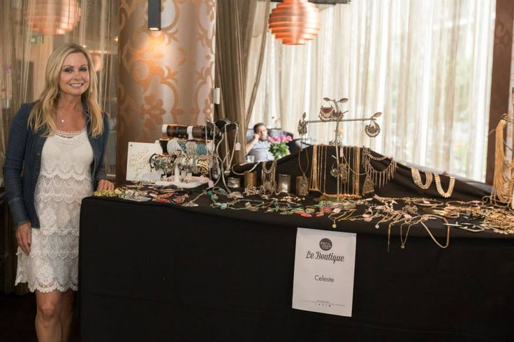 Celeste Billinge Resort Wear and Jewellery  at ART du JOUR by Leiela's Le Boutique