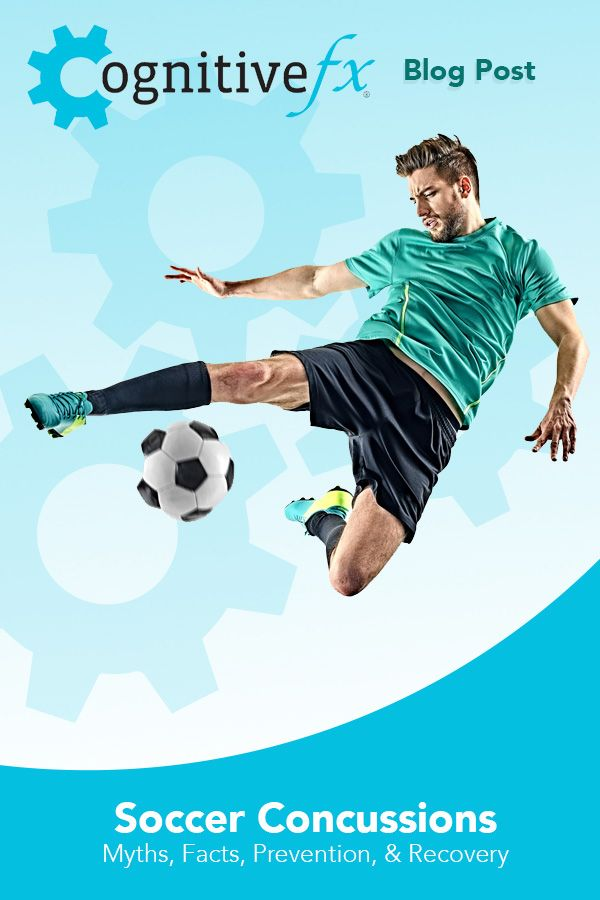 Soccer Concussions Myths Facts Prevention And Recovery In 2020