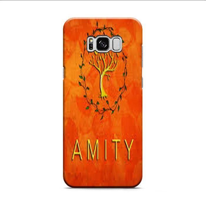 Mine Amity Divergent Samsung Galaxy S8 Plus 3D Case