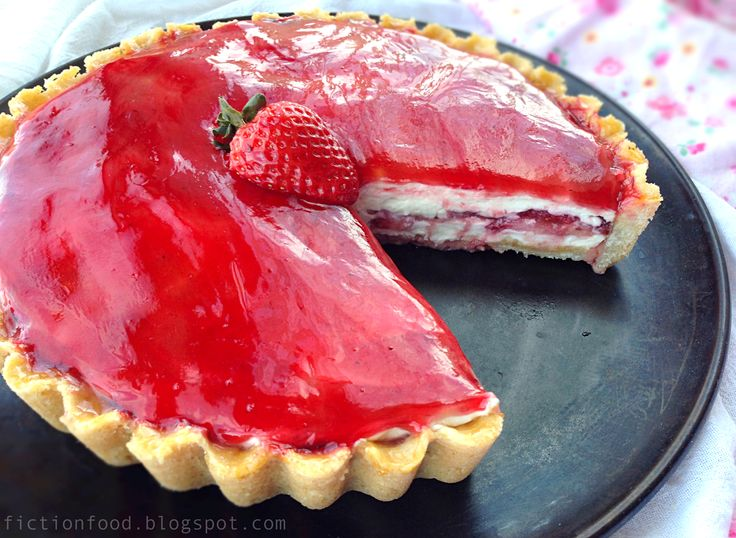 """Food Adventures (in fiction!): Royal Tart from """"Adventure Time"""""""