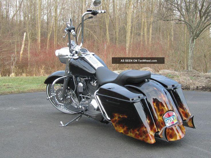 1999 Harley Davidson Road King Classic Full Custom Bagger