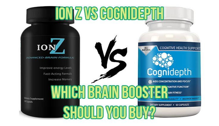 Ion Z Vs Cognidepth Which Brain Booster Should You Buy