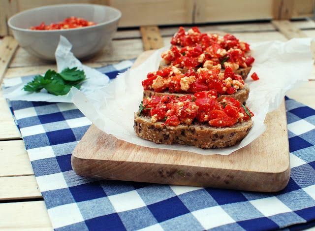 FoodLover: Pomazánka z pečených paprik