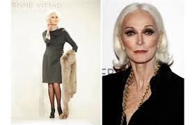 Image result for carmen dell'orefice vogue