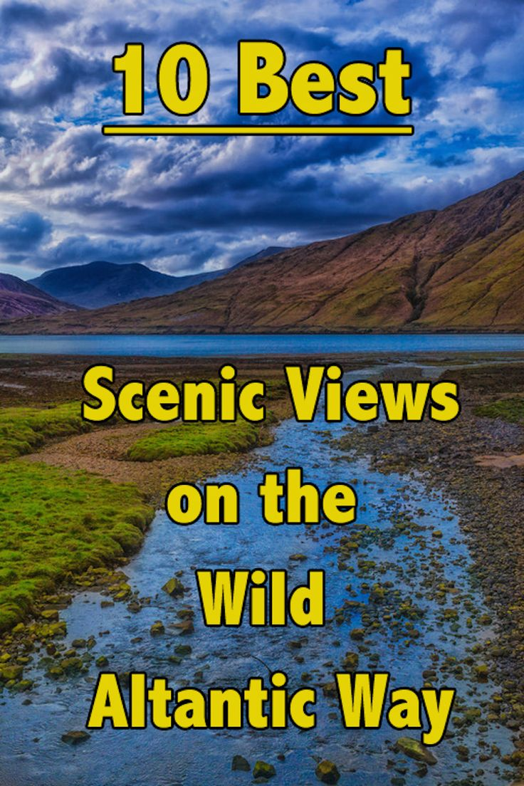 Wild Atlantic Way Scenic Views in Ireland | The Planet D