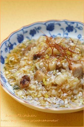 焼豚と筍のチャーハン。たっぷり葱の餡かけ <レシピ> by はなこさん ...