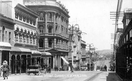 Princes Street,1915