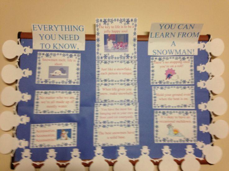 January/ February bulletin boards :) | RA Ideas! | Pinterest