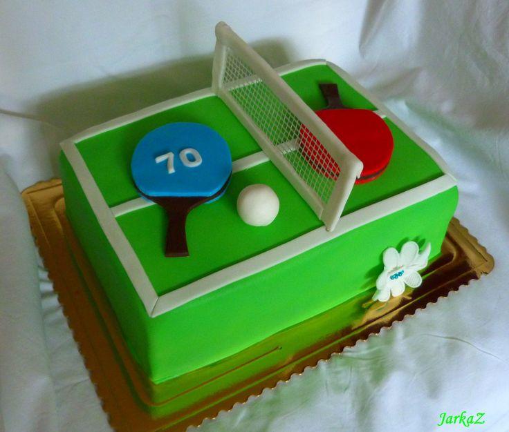 Tennis Cake Pop