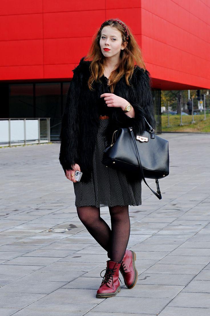 Monika, 18 - ŁÓDŹ LOOKS www.facebook.com/lodzlooks #fashionweekpoland #fashionphilosophy #lodz #lodzlooks #fashionweek