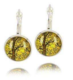 Náušnice s motivem strom života žluté – dámské náušnice Na tento produkt se vztahuje nejen zajímavá sleva, ale také poštovné zdarma! Využij této výhodné nabídky a ušetři na poštovném, stejně jako to udělalo již velké …
