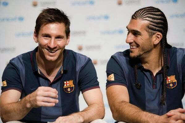 The Legend Lionel Messi: Messi required continuing Pinto and buy Aguero aga...