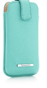 Tiffany and Co. phone case...dying right now