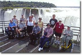 Accessible Journeys is a vacation planner and tour operator exclusively for wheelchair travelers, their families and friends. Travel services include accessible vacation planning, accessible group tours, accessible group cruises, individual accessible cruises, licensed travel companions, and disability travel resources.