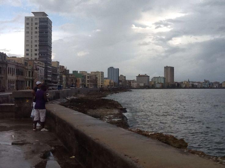 The Malecon Cuba