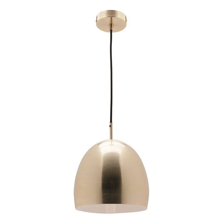 Find Mercator 21cm 240V Small Brass Millie Pendant Light at Bunnings Warehouse. Visit your local store for the widest range of lighting & electrical products.