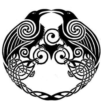 DeviantArt: More Like Tribal Bird Tattoo by CoyoteHills