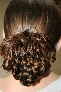 Bundled Braids | Cute Hairstyles | Hairstyles, Braids and Hair Style Ideas | Cute Girls Hairstyles